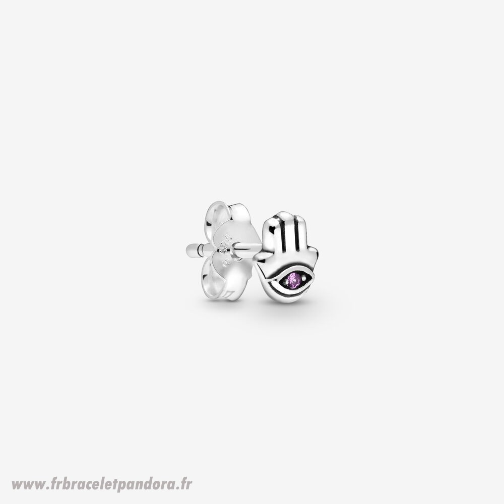 Original Ma Main Hamsa Simple Goujon Boucles D'Oreilles Bijoux Discount