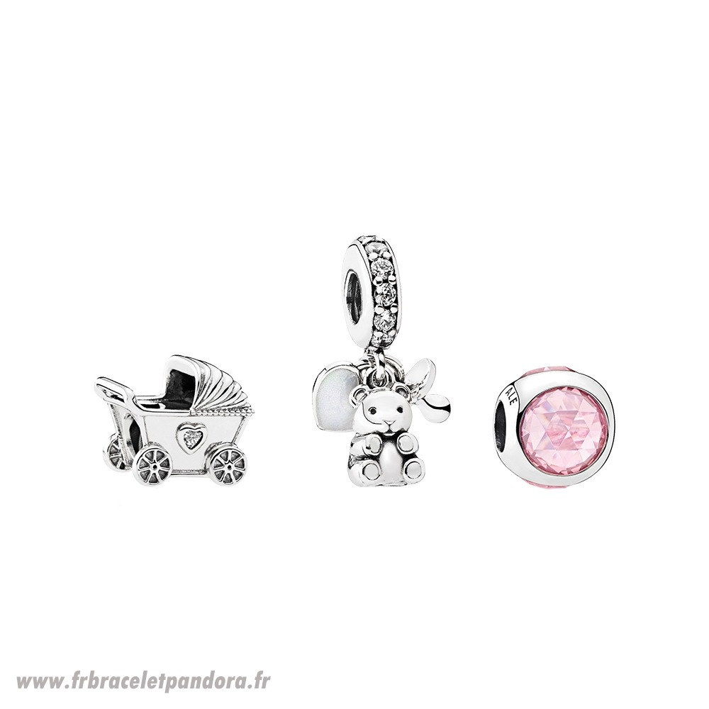 Original Bebe Fille Charm Pack Bijoux Discount