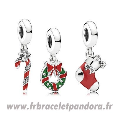 Original Christmas Spirit Charm Pack Bijoux Discount