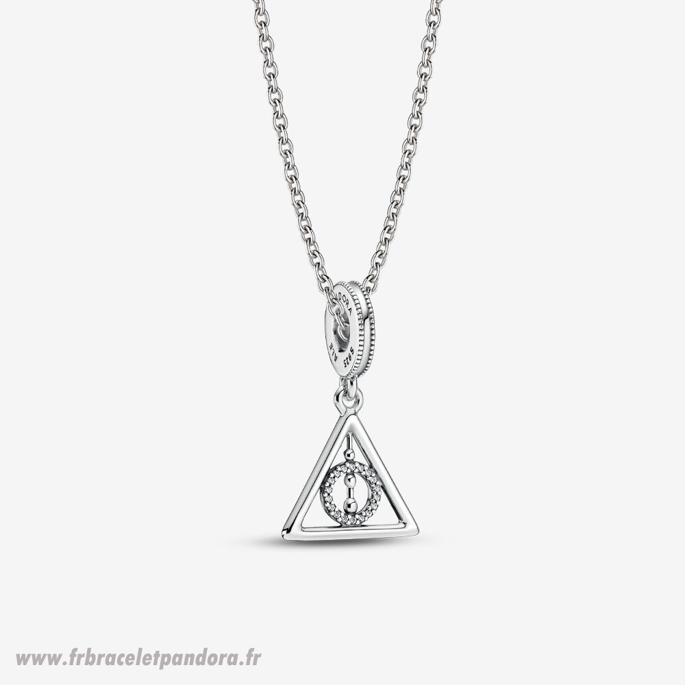 Original Ensemble De Colliers Reliques De La Mort Harry Potter Bijoux Discount